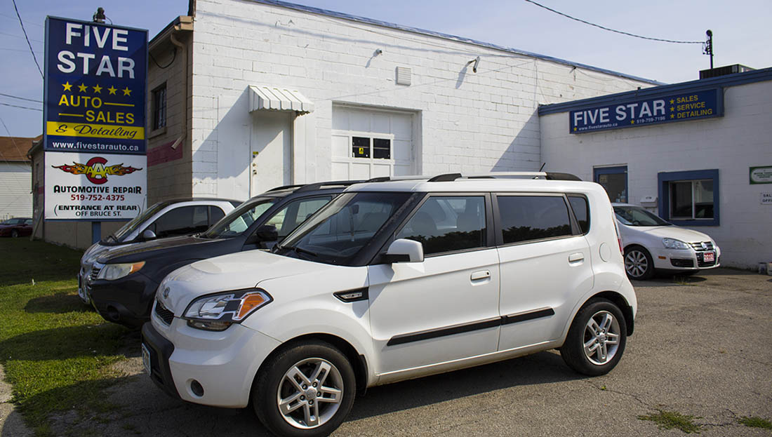 Five Star Auto >> Quality Pre Owned Cars At Affordable Prices For Sale In Brantford