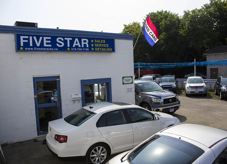 Five Star Auto >> About Us Five Star Auto
